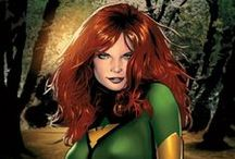 Jean Grey / Dark Phoenix / / comic
