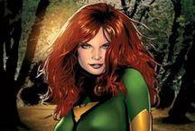 Jean Grey / Dark Phoenix / / comic