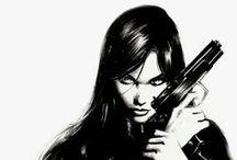 Black Widow / Natasha Romanova / / comic