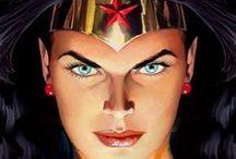 Wonder / princess Diana / / comic