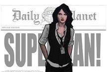 Lois Lane /  Daily Planet reporter / / comic