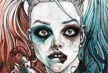 Harleen Frances Quinzel / Harley Quinn / / comic
