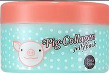 Holika Holika - Pig Kosmetik Skin Line aus Korea / Wertvolle Kosmetik aus Asien