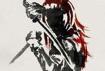 Yukio /Wild One/ / comic - movie - Wolverine - Marvel