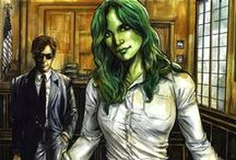 She-Hulk /Jennifer Walters/ / comic- movie - Marvel