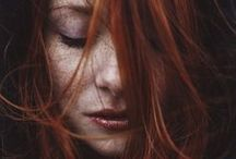 Red hair / women