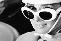 AUDREY - my icon / Audrey Hepburn