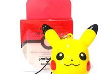 Tony Moly - Pokemon Kosmetik aus Korea ! Asiatische Kosmetikprodukte im Pikachu Design / TonyMoly Kosmetikprodukte und Make-up aus Asien
