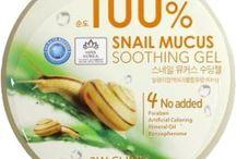 Royal Wellness Schneckengel Kosmetik aus Asien / Schneckencreme und Schnecken Gel mit Schneckenschleim und Schneckenextrakt ! Snail Kosmetik aus Korea mit Anti Falten und Anti Aging Effekt