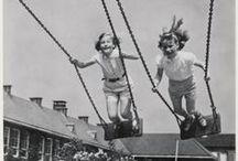 Lapsuuden- / nuoruuden muistoja