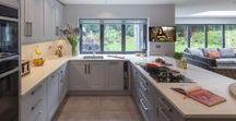 Caroline Browne   Esher / A contemporary, luxurious family home in Esher, Surrey