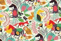 Pattern, Colour, & Other etc... / by Jillian Duckwitz