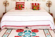 Bedrooms / by Jenna Vela