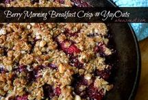Oatmeal Recipes / by Tina Meismer