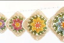 Crochet - Granny / by Hilaria Fina