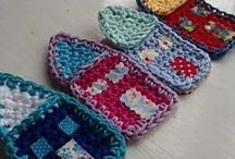 Crochet - Patch/di Hilaria Fina