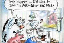 Tech Humor / by Allan Pratt - Tips4Tech