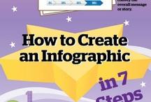 Infographics / by Allan Pratt - Tips4Tech