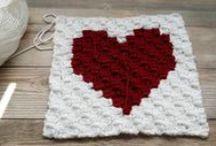 Crochet - Valentine's Day / by Hilaria Fina