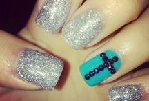 Nails!(: / by Alli Crowe