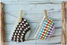Crochet - Warm / by Hilaria Fina