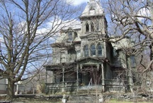 Creepy, Neat, or Abandoned...Houses, Castles and Buildings I Love / by Janet Heath