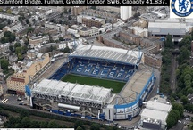 Premier League grounds / Every Premier League ground for the 2012 / 2013 season / by FootballStop.co.uk