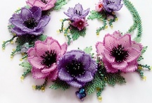 Beaded Flower Jewelry