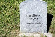 Bye Bye BlackBerry / by Allan Pratt - Tips4Tech