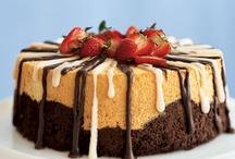 """""""Healthier Desserts"""" / by Kristin Berube"""