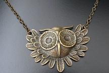 My love of owls ! / by Esterlita B.