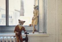 mr*mrs fox