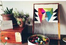Artsy textile