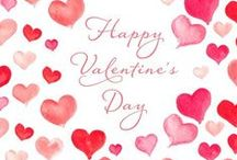 St. Valentine's Day / Food, Drinks, treats, decor