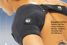 Baseball Accessories that keep you in the GAME / Shoulder Ice Wrap Throwing Athletes  This is a shoulder therapy solution. It's a shoulder ice wrap and a shoulder heat wrap all-in-one! Designed for injury specific adjustability and full freedom of movement during usage. slip it on and start treating! The ActiveWrap shoulder system is the best shoulder ice wrap made! Unique rotator cuff strap design drives the cold to where you need it. A must have for rotator cuff injuries and any shoulder dependent or throwing athlete!   woodbats4sale.com