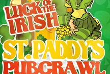 Saint Paddy's PubCrawl / Go to PubCrawls.com for more information about the event!