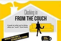 Telecommuting / by Allan Pratt - Tips4Tech