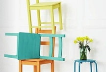 Paint Everything! / Painted furniture and more using Annie Sloan Chalk Paint