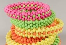 Beading - Farfalle, Peanut, Berry Beads