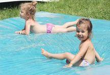 Kiddie Stuff. / Planning birthdays, tips, stuff I wanna do/get for family kids....  / by Alli Crowe