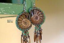 Beaded Ammonites