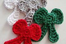 Crochet - Bow / by Hilaria Fina