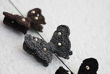 Crochet - Butterfly / by Hilaria Fina