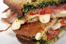 Sandwiches / by Rosanne Lapointe