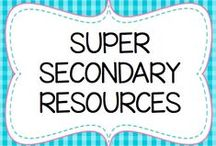 Super Secondary Teachers Pay Teachers / Ideas and Products from Secondary Sellers from Teachers Pay Teachers