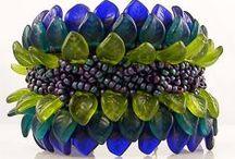 Beading - Leave Beads