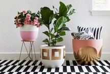 DIY - My Home Inspirations / Putting my stamp on it! DIY inspirations that I want to do for my home <3 / by Esterlita B.