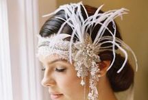 Beaded Fascinators, Hats