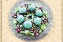 Beading - Mushroom Bead - Button