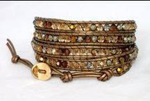 Beading - Wrap Bracelets